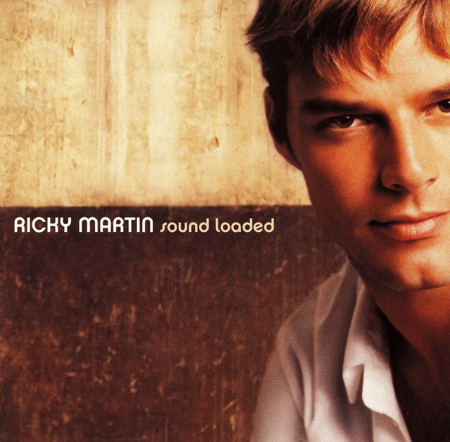 2000 Sound Loaded Ricky Martin
