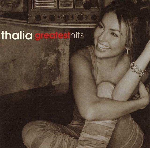 2003 Greatest Hits Thalia