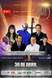 Abril 30 2014 Salsa Giants